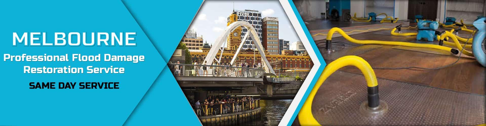 Best Flood Damage Restoration Melbourne