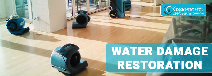 Water Damage Restoration Benloch